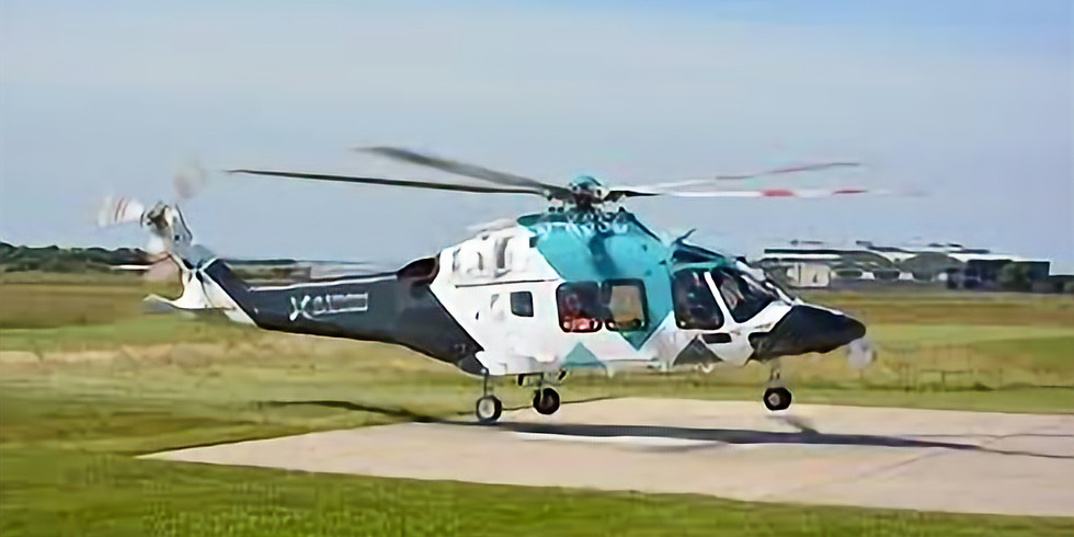 Zoom - MVWI - June Meeting - Air Ambulance, Kent, Surrey & Sussex