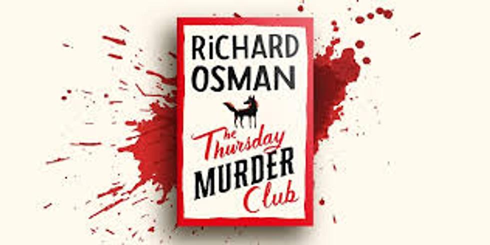 Zoom - Book Club - The Thursday Murder Club