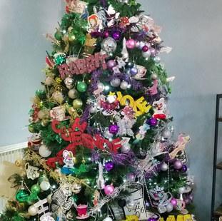 Best themed tree - Tasha Design
