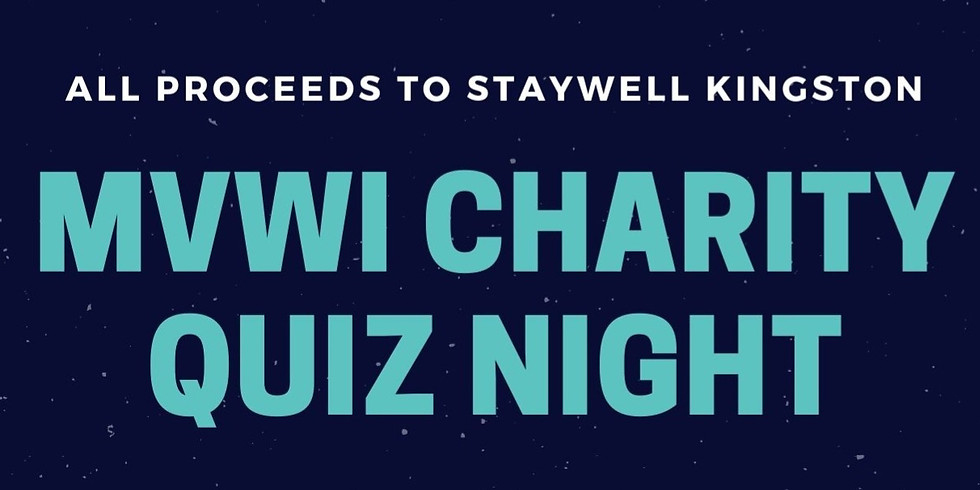 MVWI Charity Quiz Night