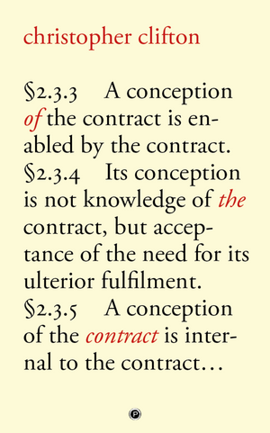 Of the Contract