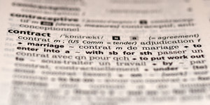 Notes on the Translation of the Contract