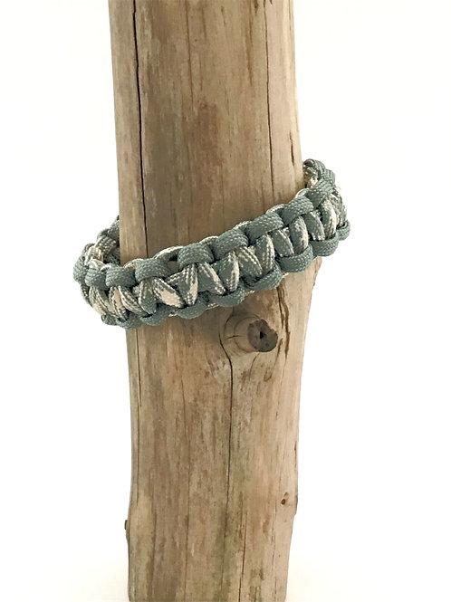 Manik-manik heren paracord armband