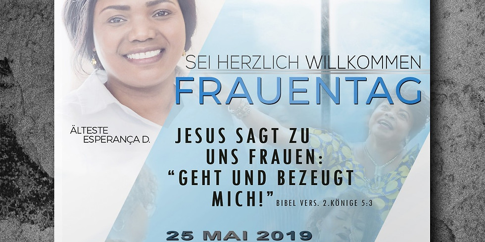 Nationaler Frauentag der G.B.G. in Frankfurt a.M.