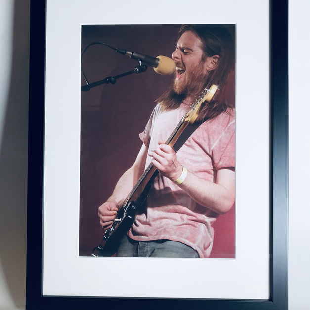 Tom Hudson - Pulled Apart By Horses  £30