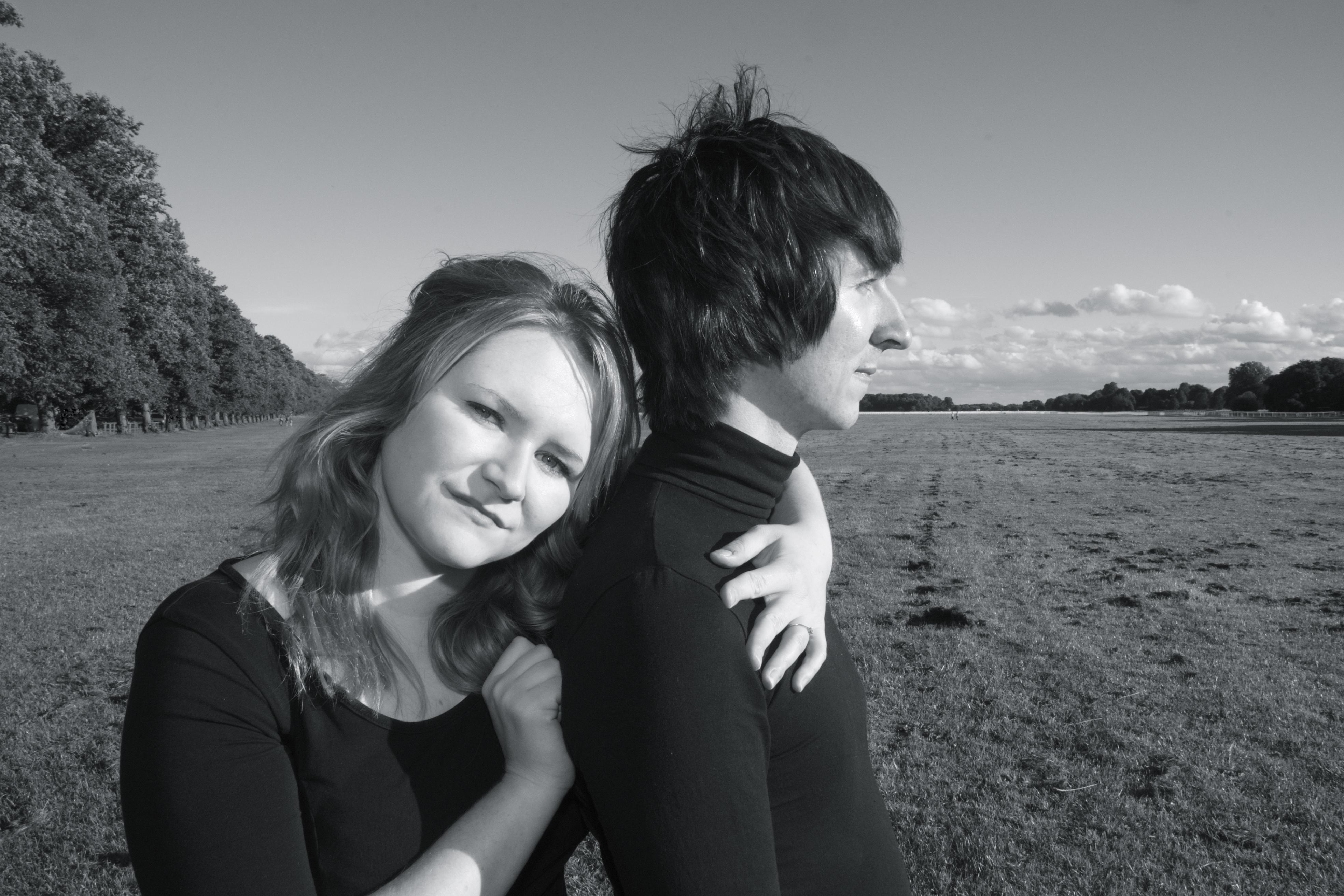Portrait Shoot: Sophie & Stuart