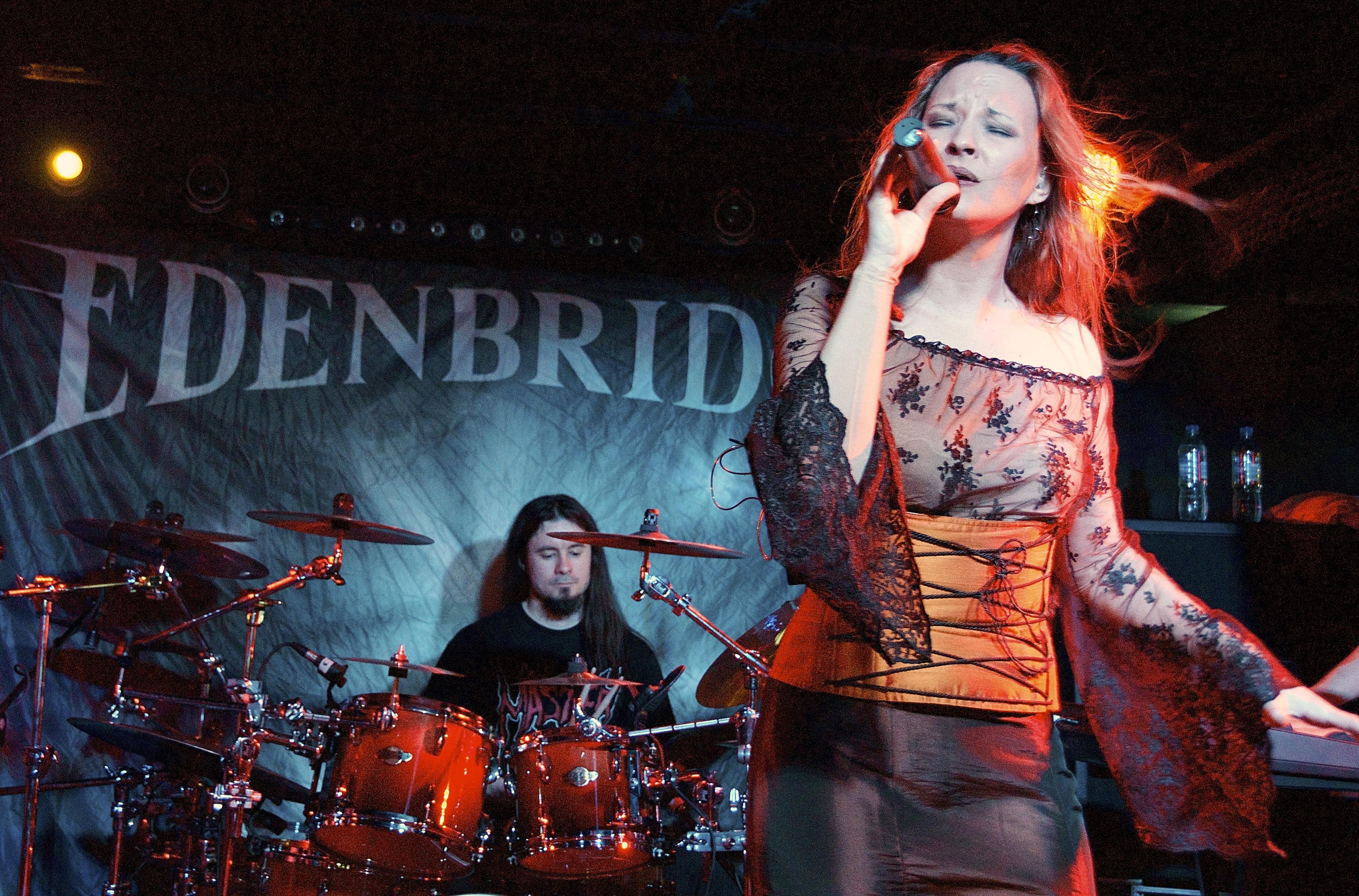 Sabine Edelsbacher: Edenbridge