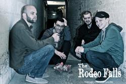 The Rodeo Falls - band shoot