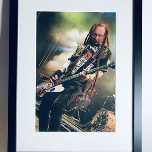 Jeremy Cunningham - The Levellers £40