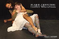 Flora Greysteel - band launch shoot