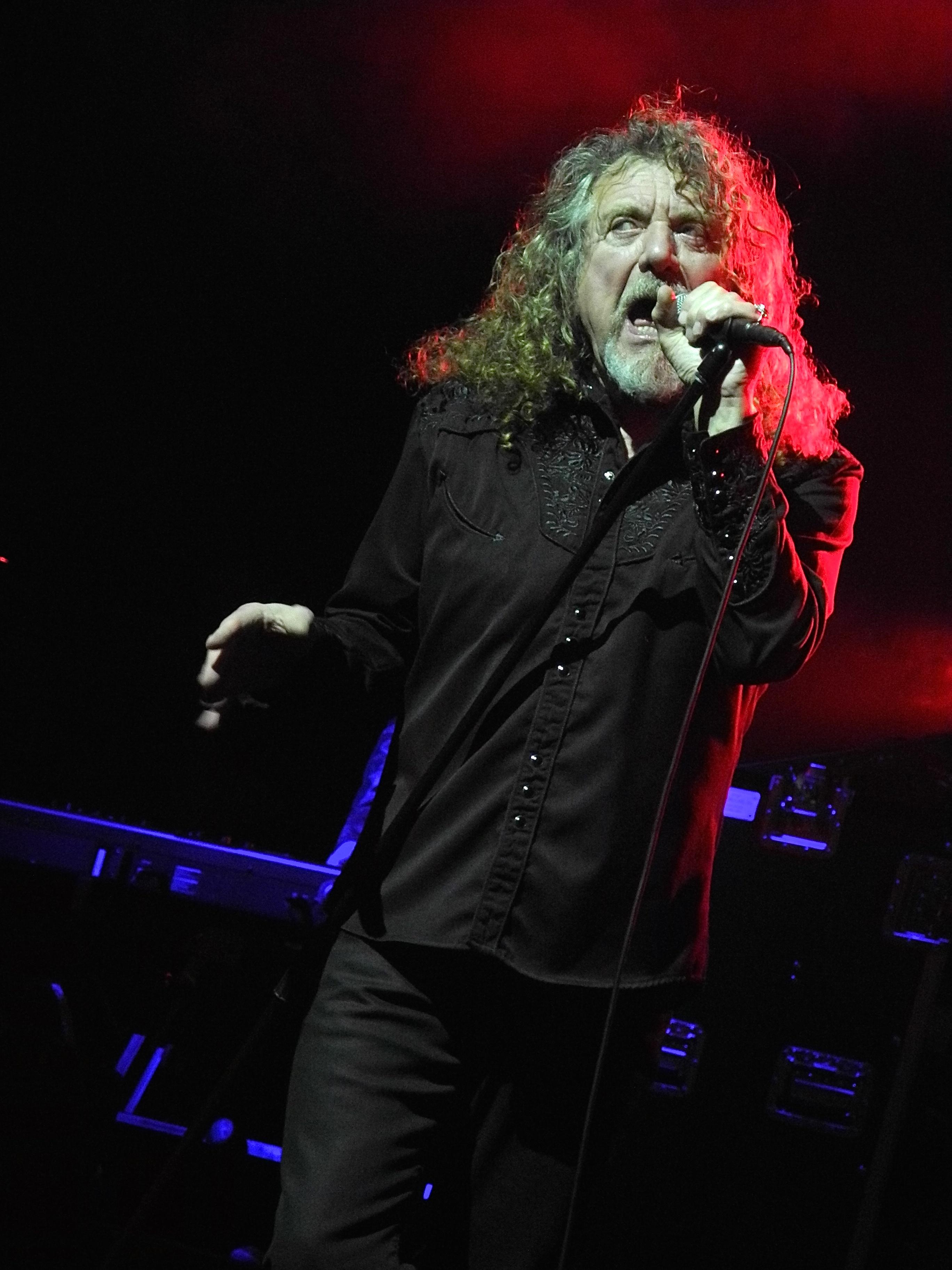 Robert Plant @ Leeds O2 Academy