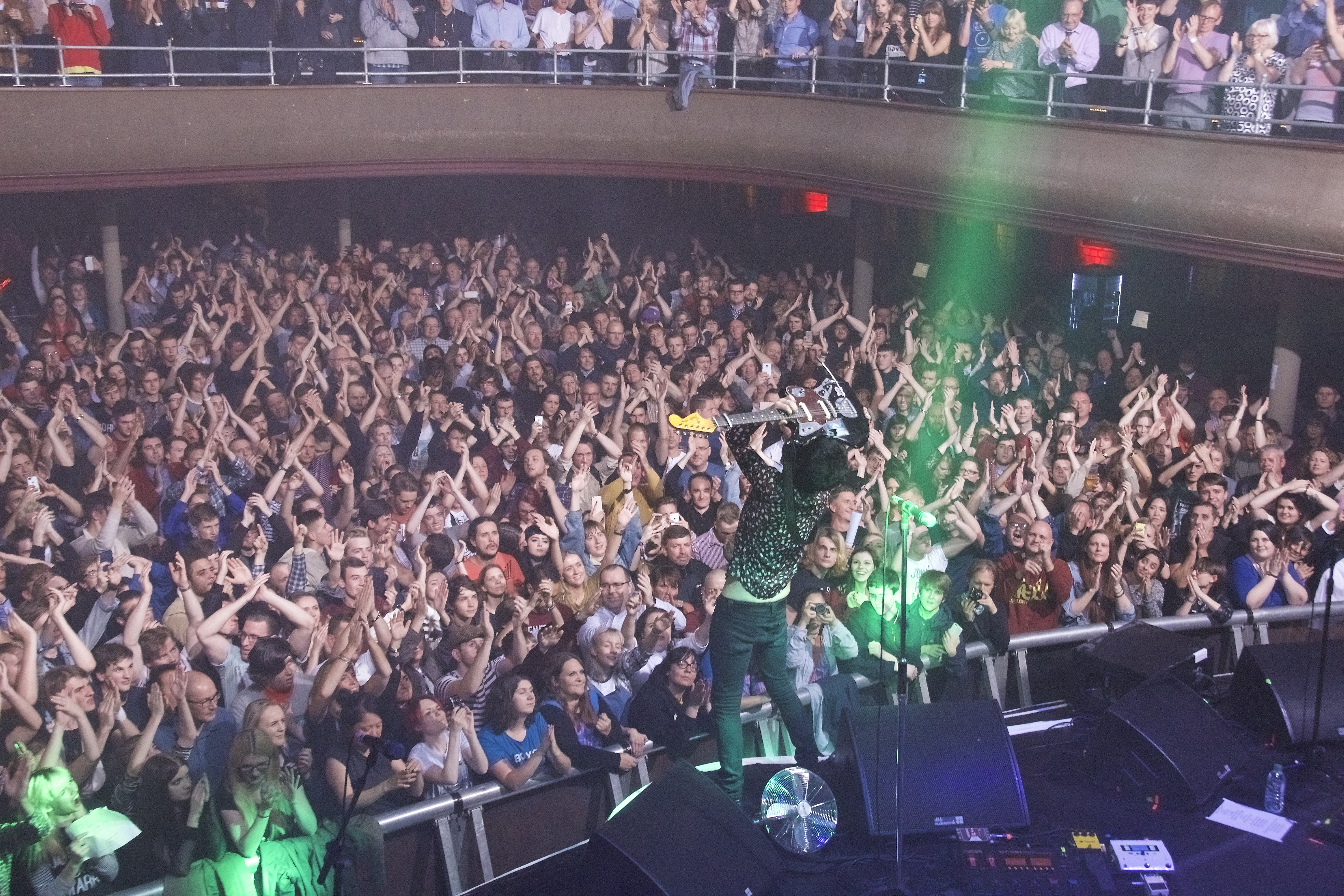 Johnny Marr, Albert Hall, Manchester