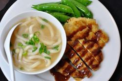 Food - Chicken-Katsu-Udon-dinner