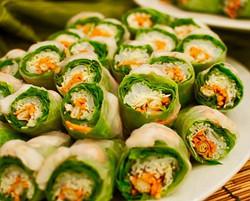 Food - Fresh Rolls