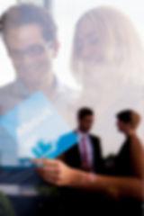 Fotografie einer Unternehmens-Kampagne der Firma ConVista Consulting AG