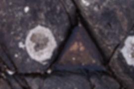 Struktur im Felsen