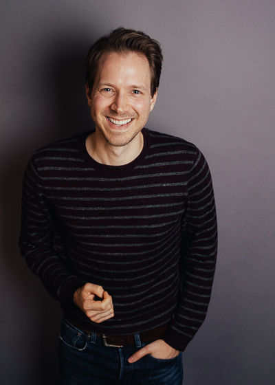 Christian Wunderlich Portrait