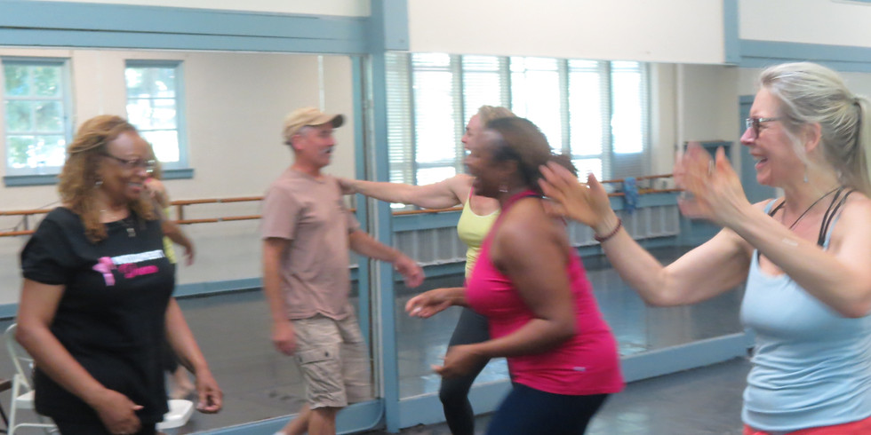 Summer Dance Kick-off Session