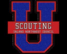 University of Scouting Logo Transparent.