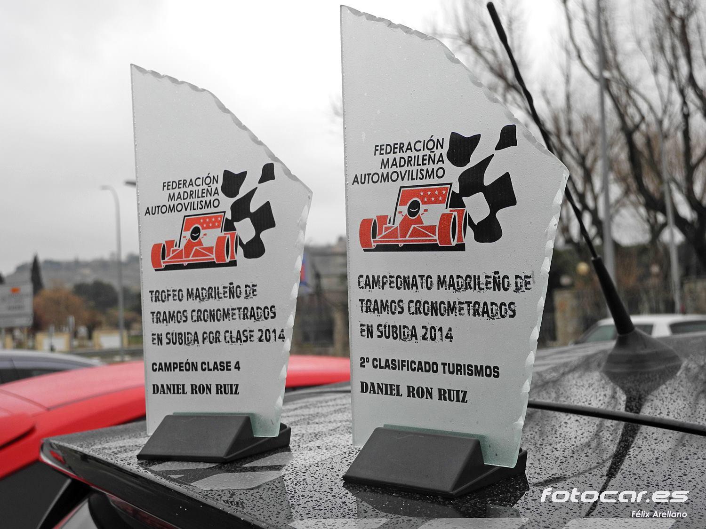 Campeones Montaña 2014