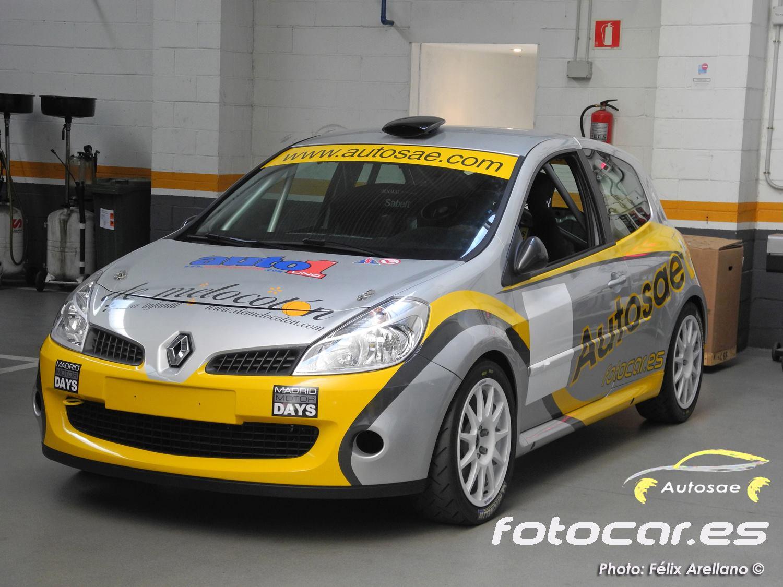 Proceso Montaje Clio R3