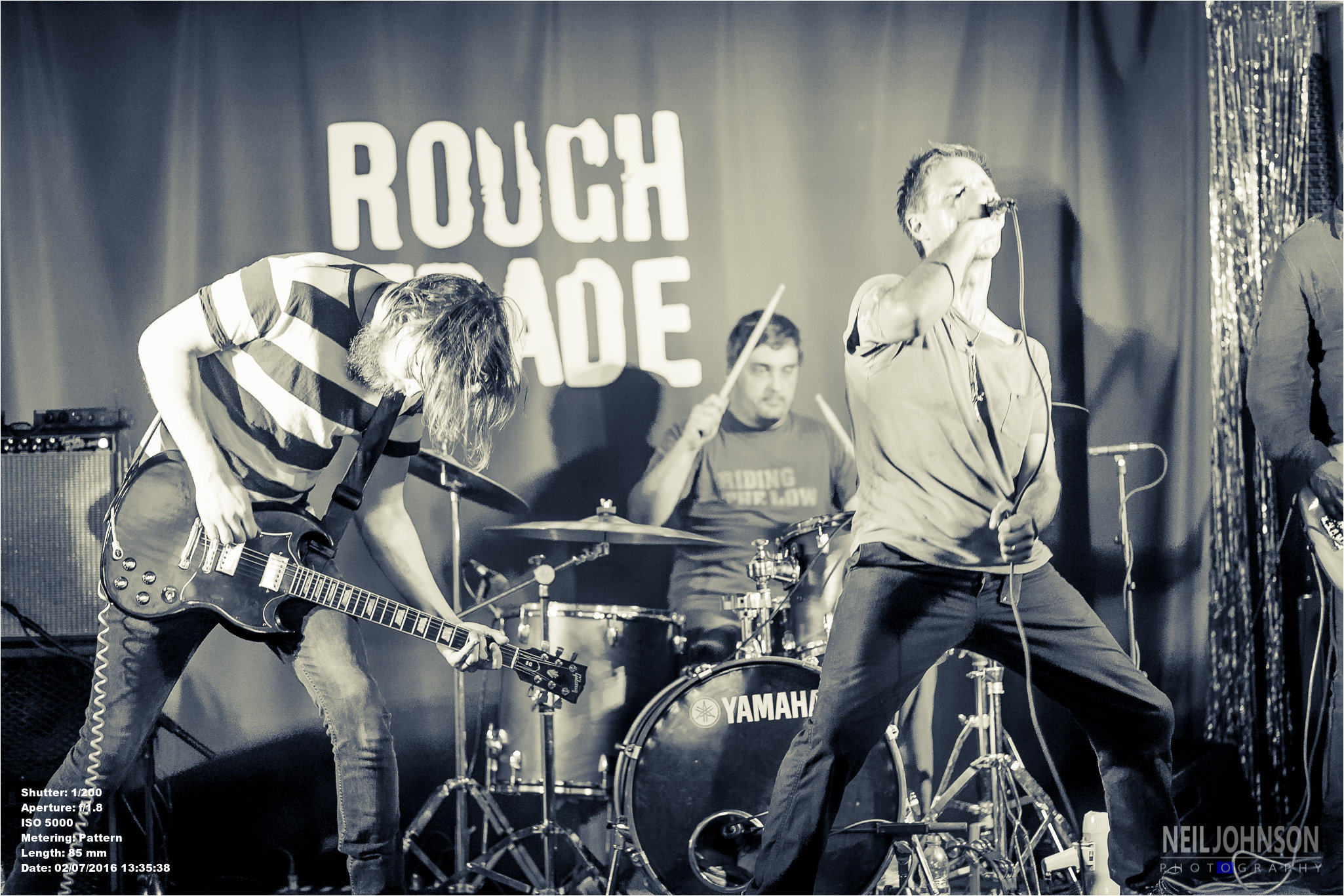 Riding The Low, London Rough Trade