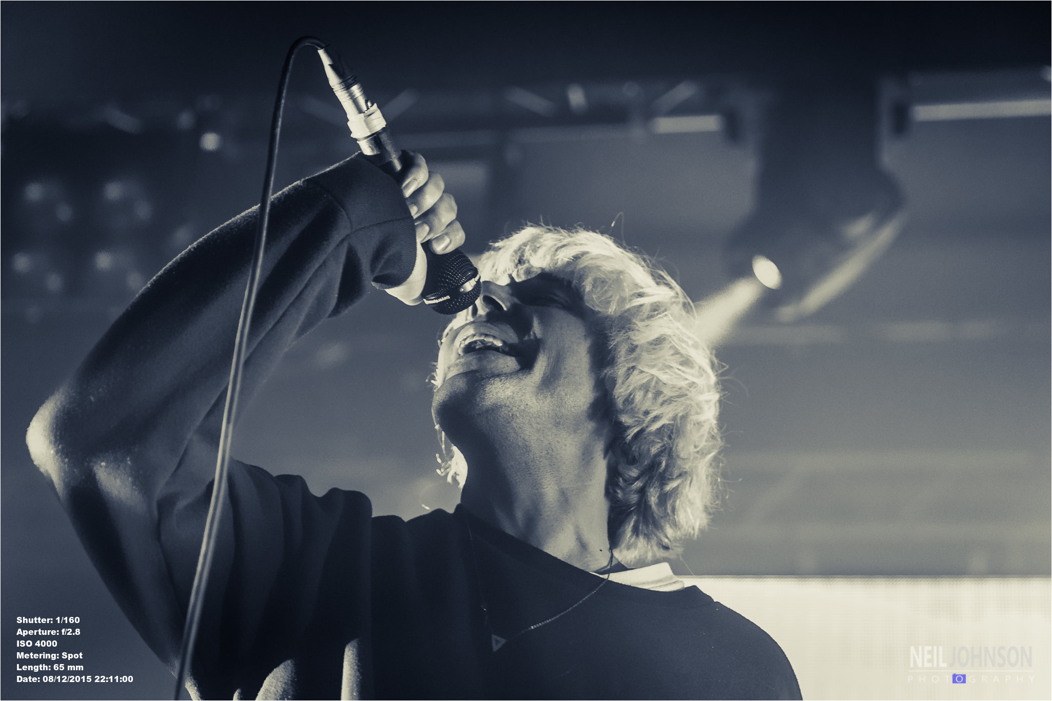 The Charlatans, Tim Burgess