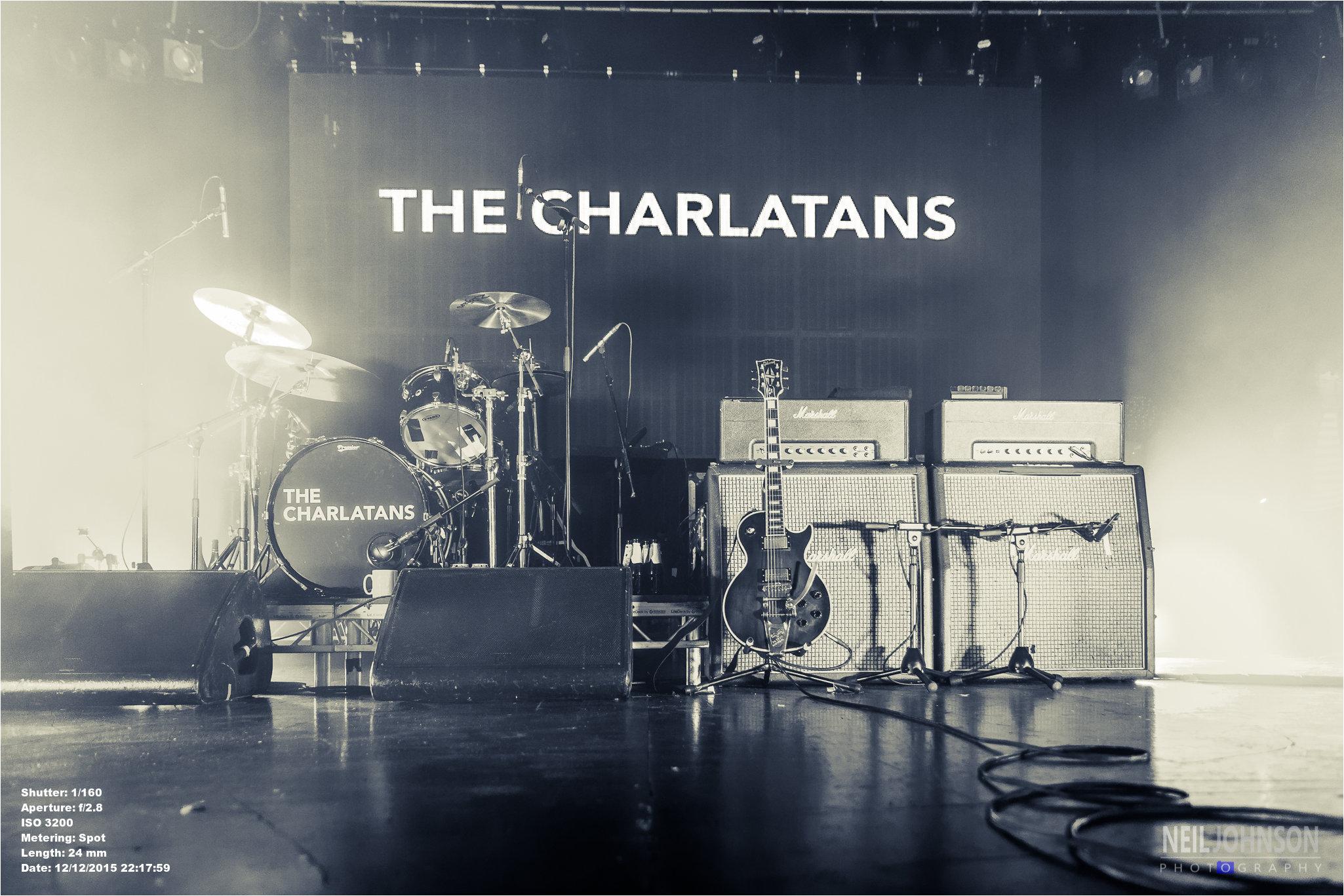 The Charlatans, Birmingham, O2