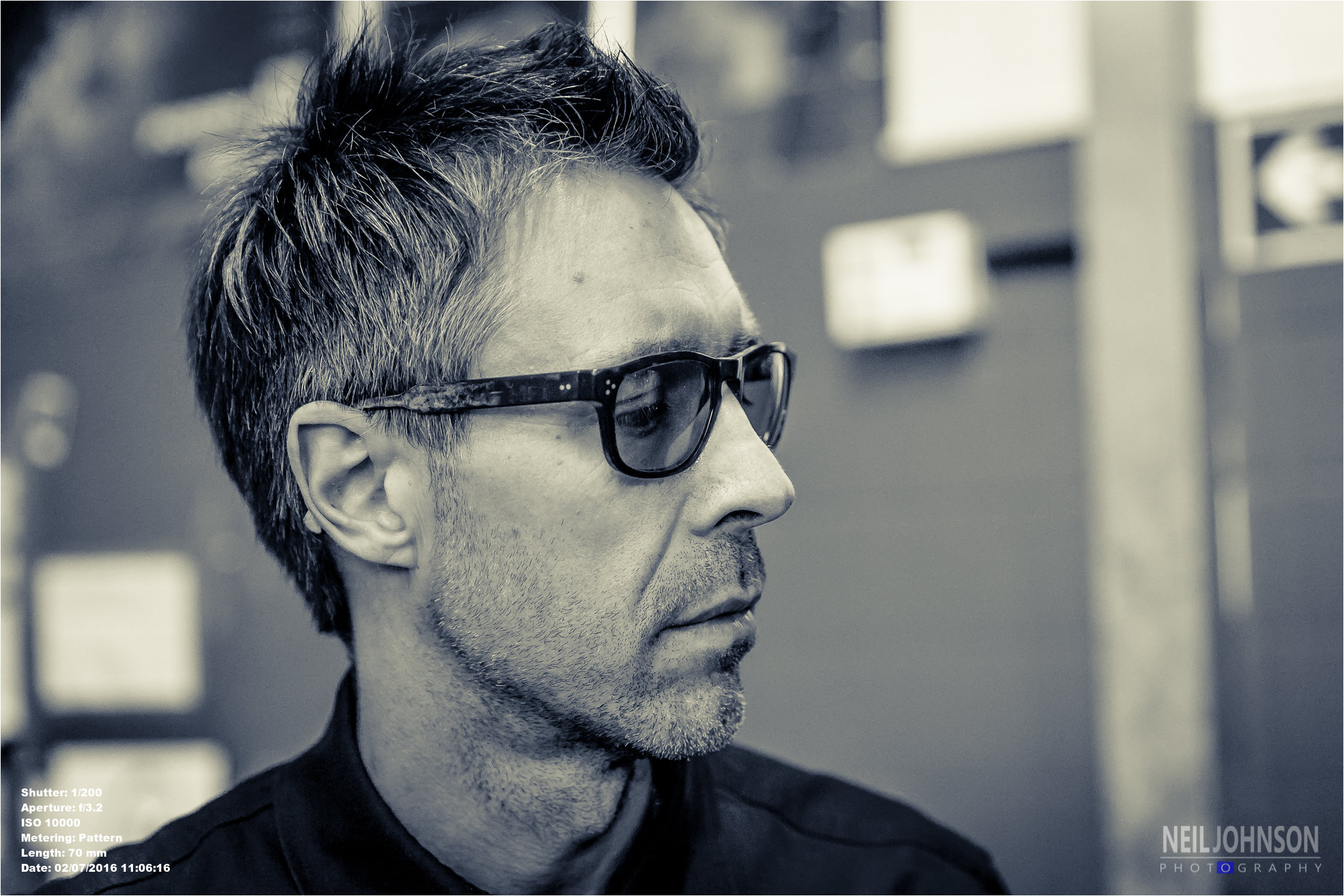 Riding The Low, Paddy Considine