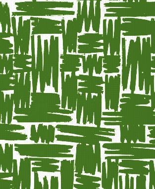 Tillett Textiles Bali Basket Forest Green