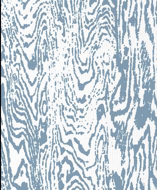 Tillett Textiles Woodgrain JD Blue
