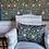 Thumbnail: Ferran Textiles Tiger Shell Olive