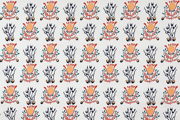 Mally Skok Emmie Wallpaper Multi