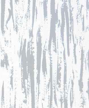 Tillett Textiles Brush Strokes Metallic Silver