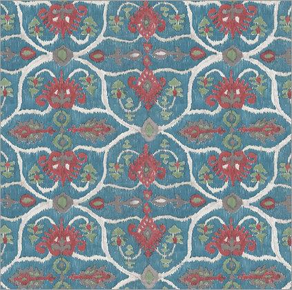 Ferran Textiles Lampang Sapphire