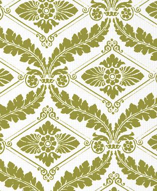 Tillett Textiles Sheffield Forest Moss