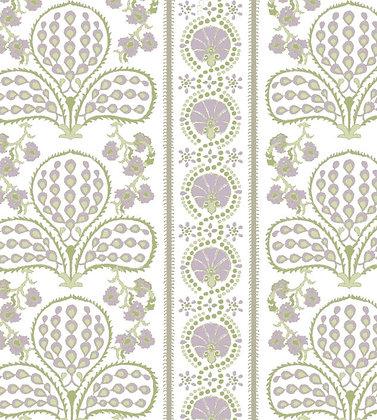 Ferran Textiles Ottoman Lilac