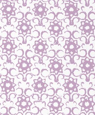 Tillett Textiles Muriel Violet