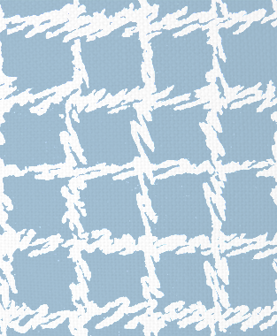 Tillett Textiles Burlap Blotch Sky