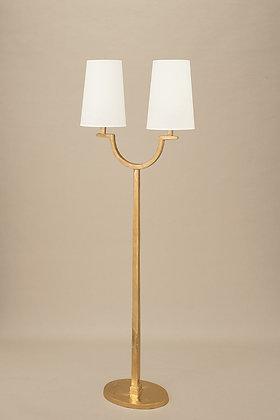 Gold Floor Lamp Perceval