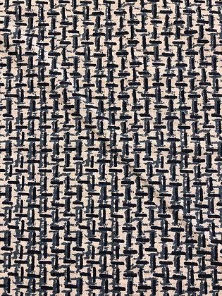 Tillett Textiles Wicker Blue
