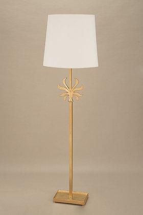 Gold Floor Lamp Paloma