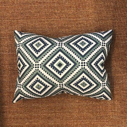 Martyn Lawrence Bullard Square Pattern Cushion