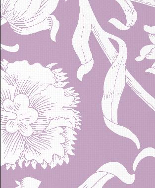Tillett Textiles Alexandria Violet