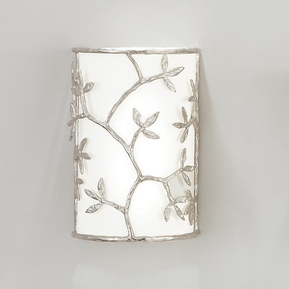 Ombelle wall lamp Nickle