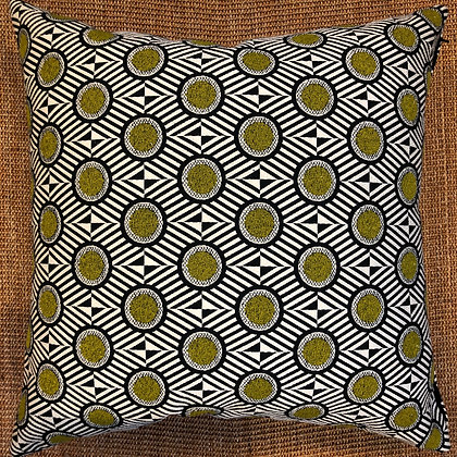 Charteuse Cushion
