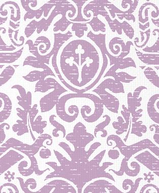 Tillett Textiles Deauville Violet