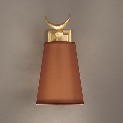 Luna wall lamp Gold