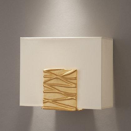 Zen wall light Gold