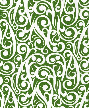 Tillett Textiles Nina Forest Green
